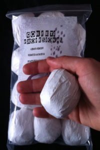 Confeti Blanco carga areson