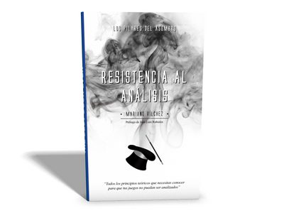 RESISTENCIA AL ANÁLISIS de Mariano Vilchez