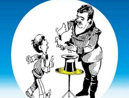 Tru la la: Congreso de magia infantil Unipersonal. Mago Marcos