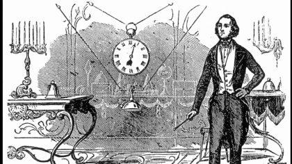 La evolución del ilusionismo ahora: La originalidad Robert Houdin