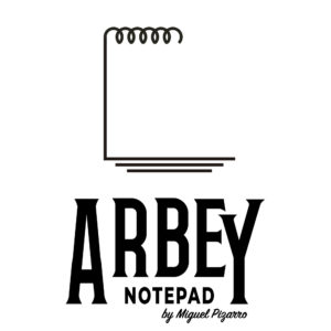 Arbey Notepad Parlour