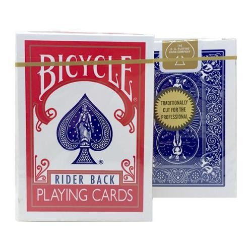 Cartas Bicycle – Richard Turner, Azul